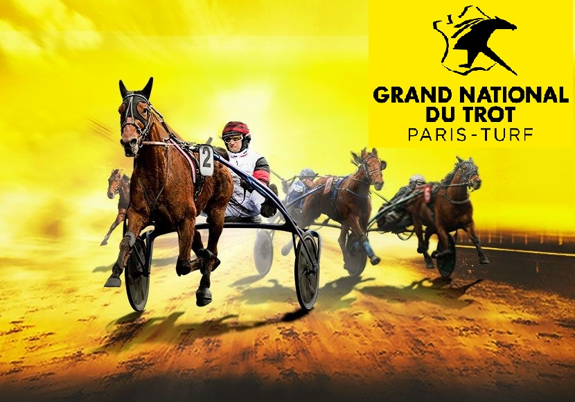 Grand National du Trot Paris Turf